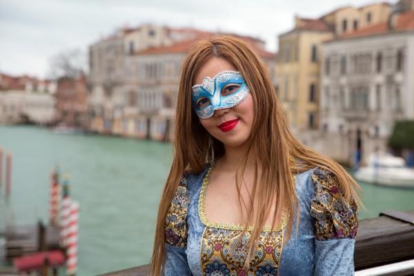 Karneval v Benátkách / Carnival in Venice (03/2014)