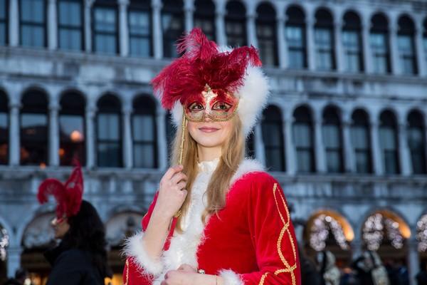 Karneval v Benátkách / Carnival in Venice (02/2015)