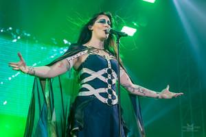 Nightwish, Praha (12/2015)