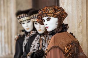 Karneval v Benátkách / Carnival in Venice (02/2016)