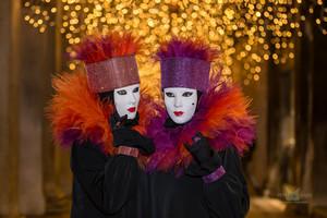 Karneval v Benátkách / Carnival in Venice (02/2017)