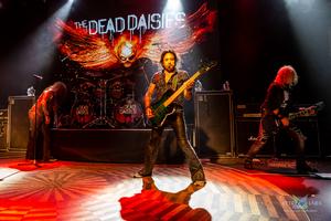 The Dead Daisies, Praha (07/2018)