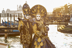 Karneval v Benátkách / Carnival in Venice (02/2019)