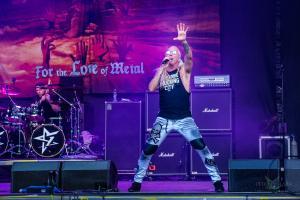 Metalfest open air festival Plzeň 2019