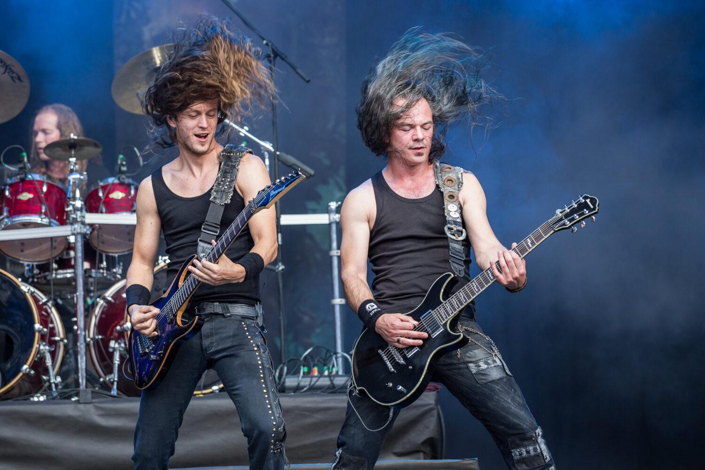 Epica na festivalu Metalfest