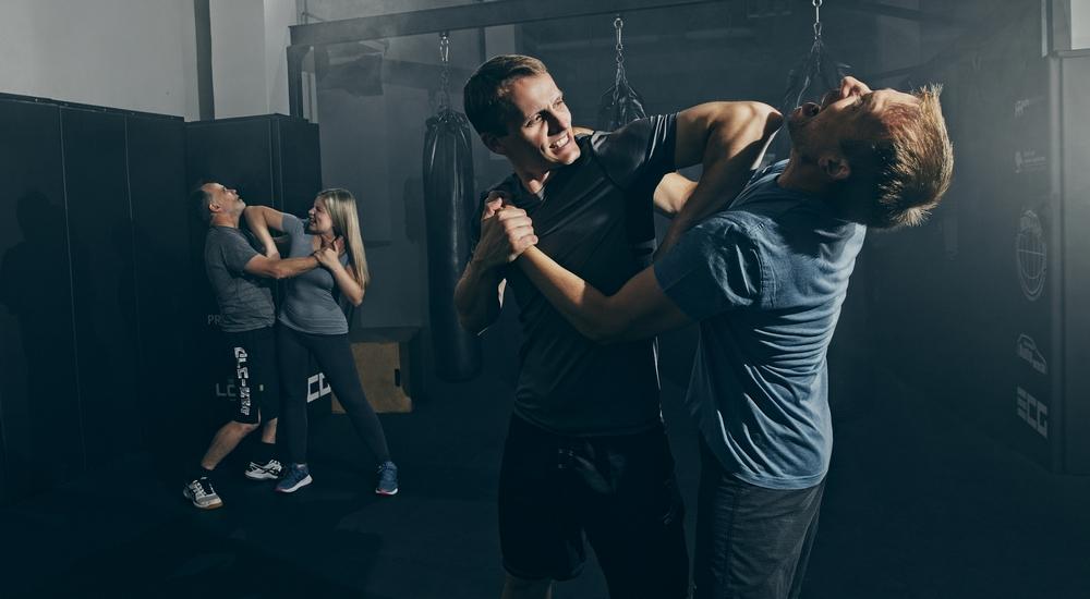 Krav Maga – trénink